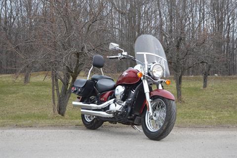 2008 Kawasaki Vulcan® 900 Classic in Traverse City, Michigan