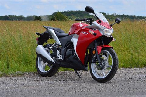 2012 Honda CBR®250R in Traverse City, Michigan