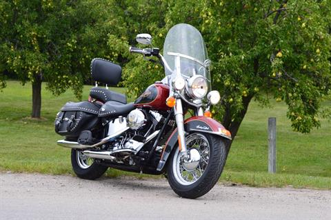 2007 Harley-Davidson FLSTC Heritage Softail® Classic in Traverse City, Michigan