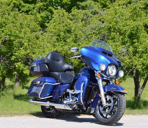 2015 Harley-Davidson Ultra Limited Low in Traverse City, Michigan