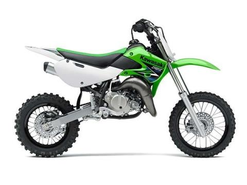 2014 Kawasaki KX™65 in Traverse City, Michigan