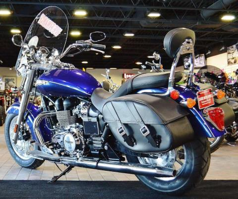 2014 Triumph America LT in Traverse City, Michigan