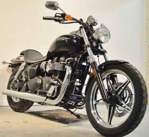 2012 Triumph Speedmaster - Phantom Black in Traverse City, Michigan