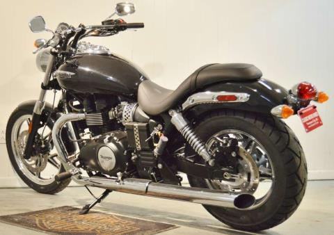 2012 Triumph Speedmaster - Phantom Black in Traverse City, Michigan