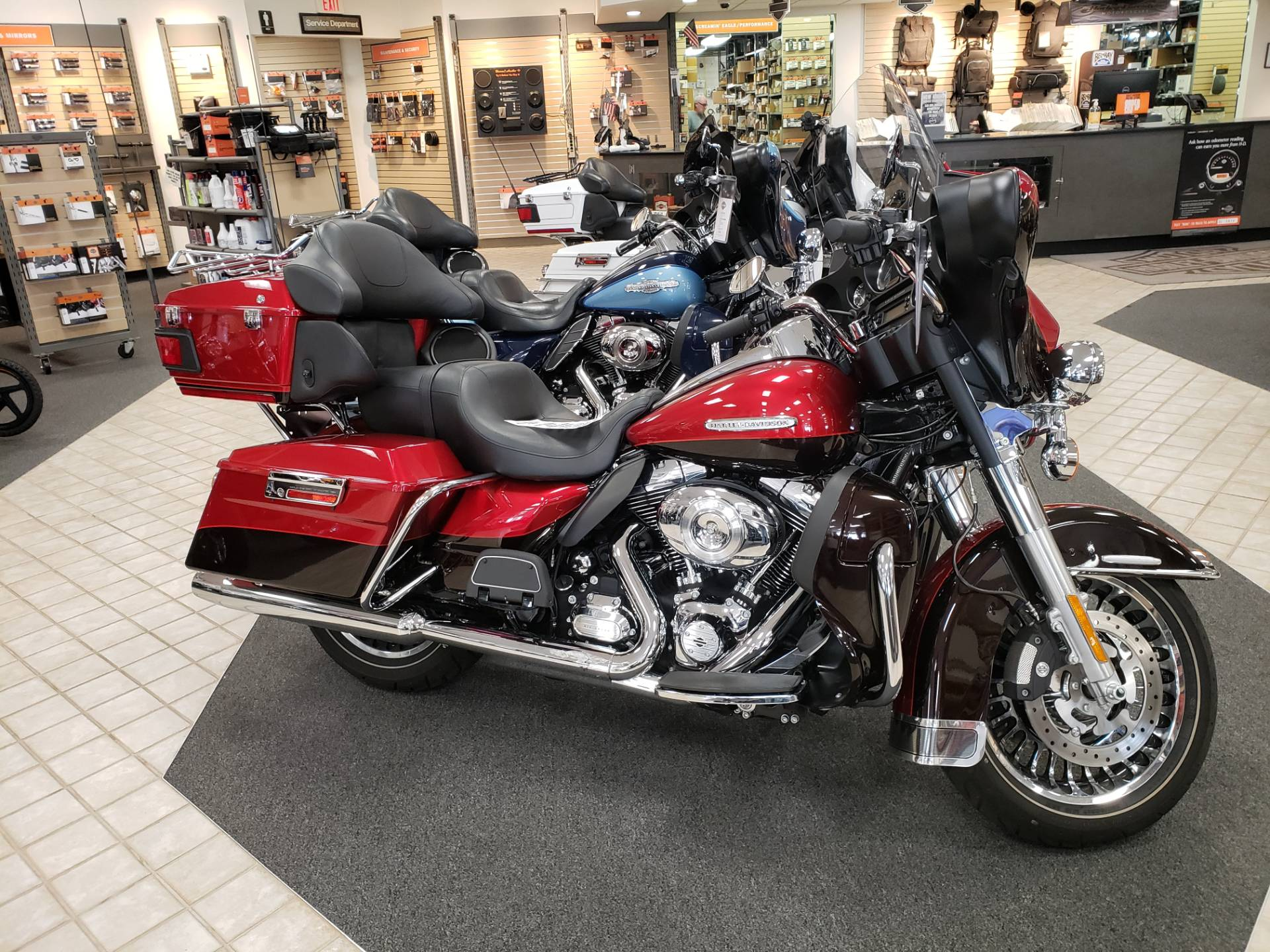 2013 Harley-Davidson Electra Glide® Ultra Limited in North Canton, Ohio - Photo 1