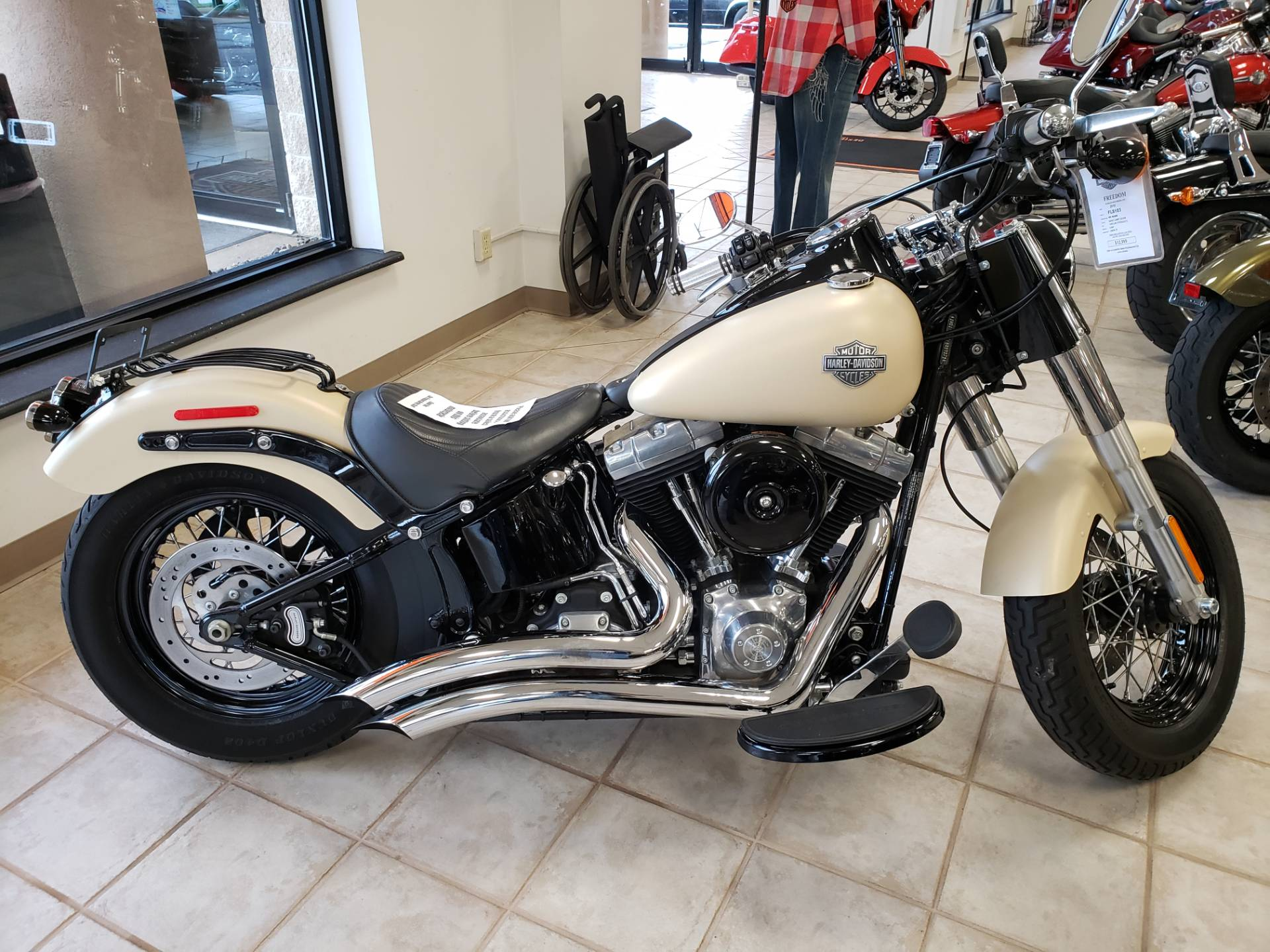 2015 Harley-Davidson Softail Slim® in North Canton, Ohio - Photo 1