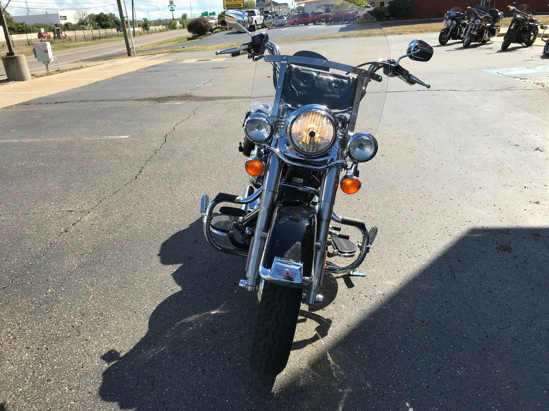 2009 Harley-Davidson FLSTC Heritage Softail® Classic in North Canton, Ohio - Photo 4