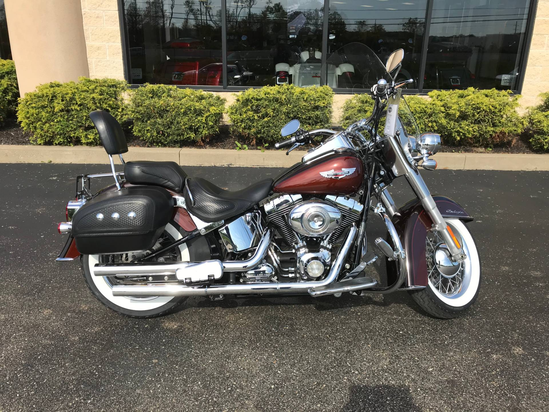 2011 Harley-Davidson Softail® Deluxe in North Canton, Ohio - Photo 1