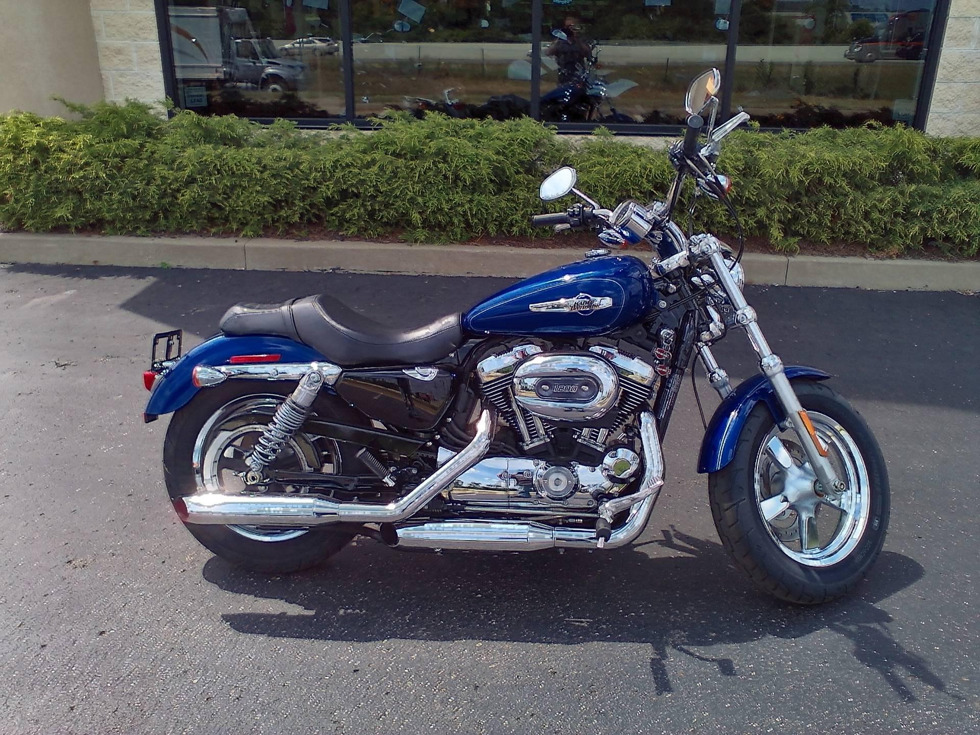 Used 2016 Harley-Davidson 1200 Custom | Motorcycles in North