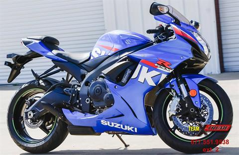 2016 Suzuki GSX-R600 in Houston, Texas - Photo 1