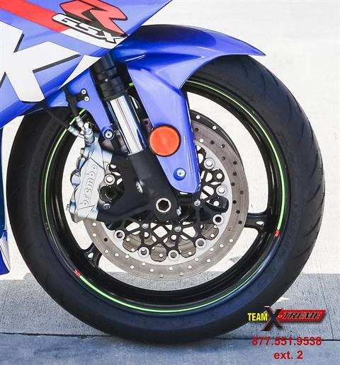 2016 Suzuki GSX-R600 in Houston, Texas - Photo 4