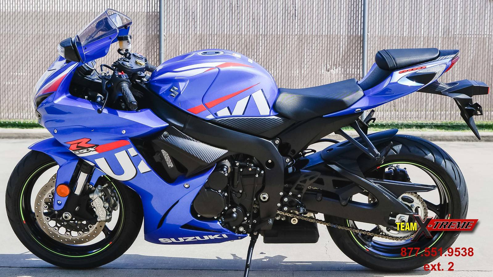 2016 Suzuki GSX-R600 in Houston, Texas - Photo 7