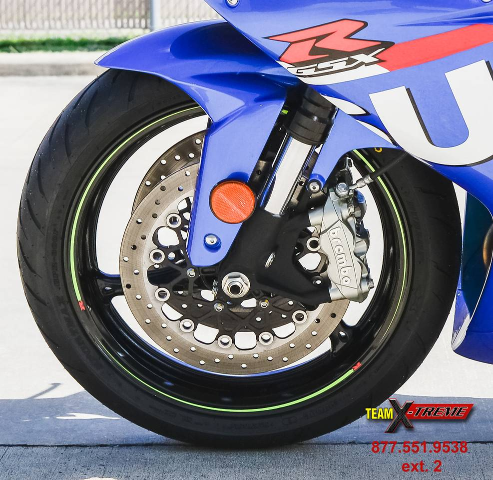 2016 Suzuki GSX-R600 in Houston, Texas - Photo 9