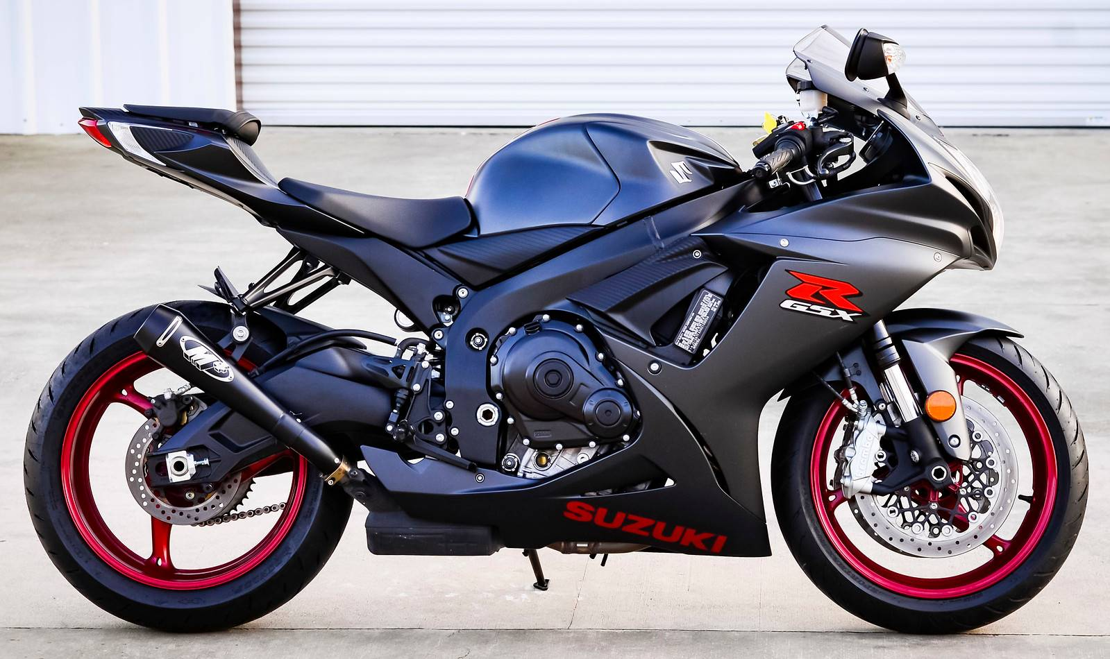 2017 Suzuki GSX-R600 in Houston, Texas