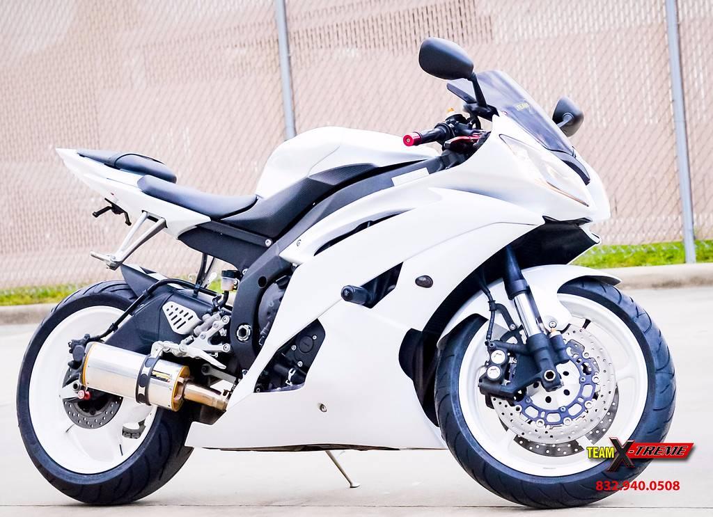 2010 Yamaha YZF-R6 for sale 112791