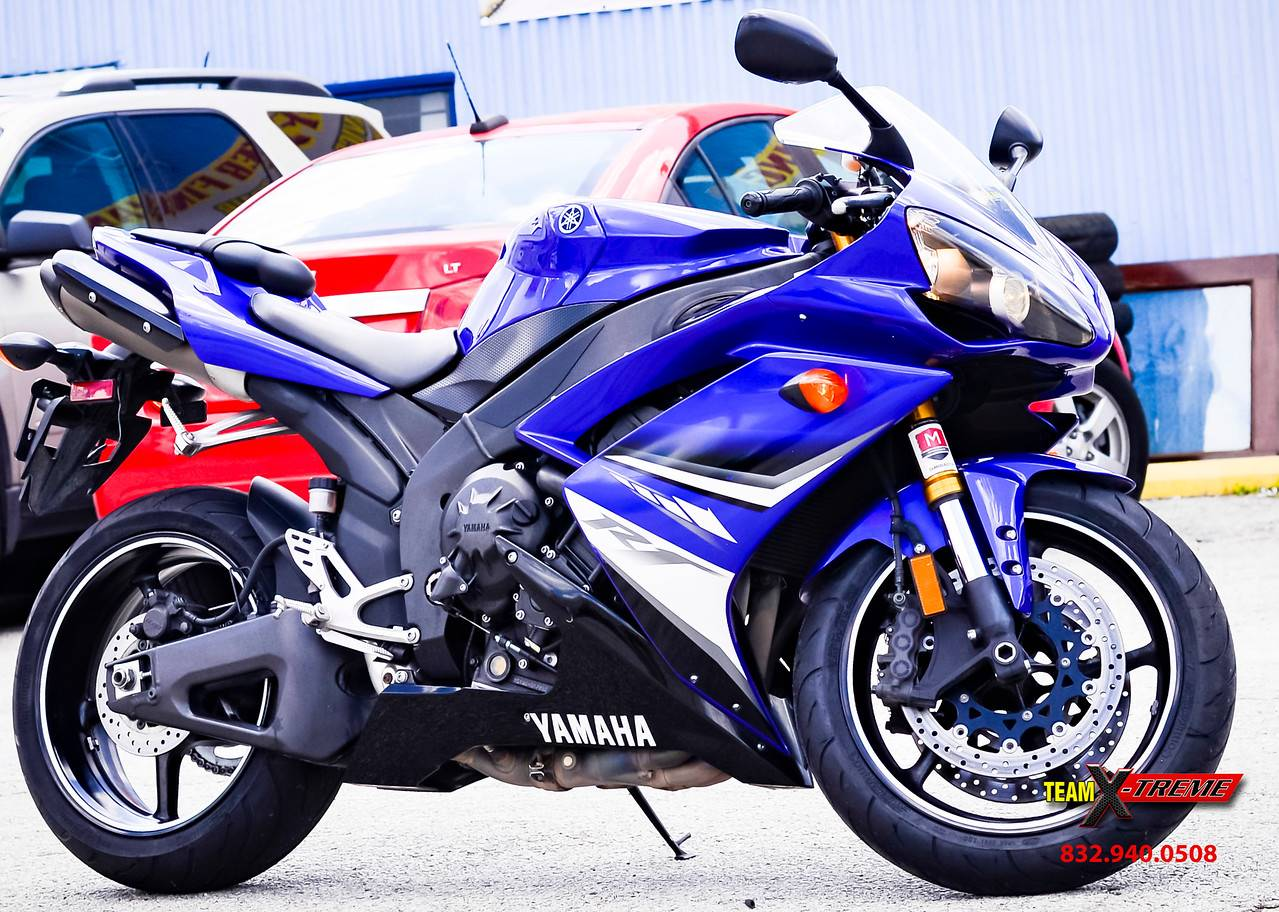 2008 Yamaha YZF-R1 for sale 119175
