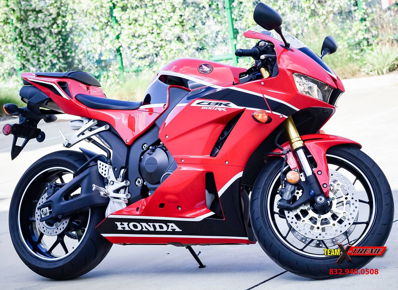 Used 2018 Honda Cbr600rr Motorcycles In Houston Tx Stock Number