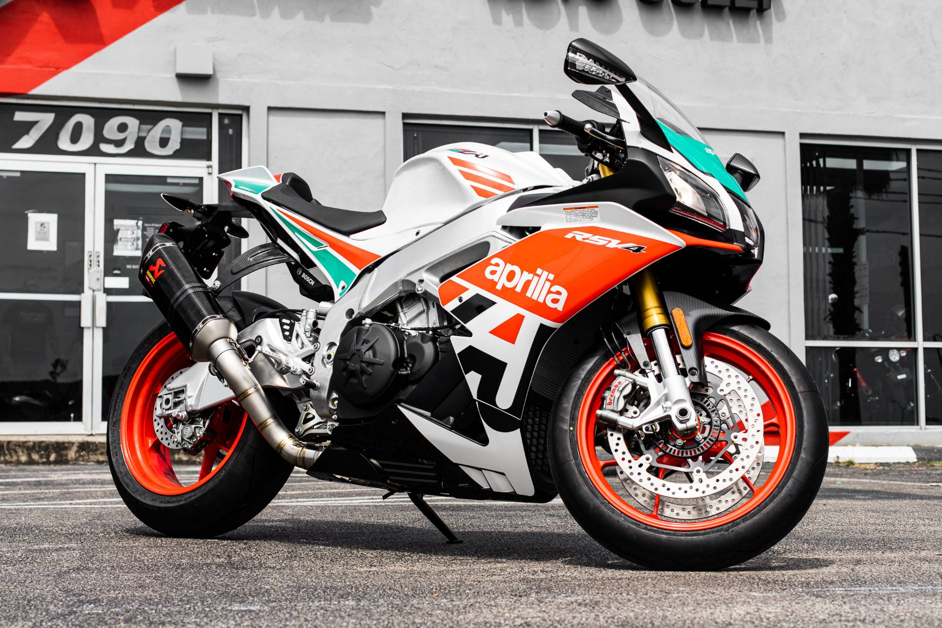 2020 Aprilia RSV4 RR Misano Limited Edition in Houston, Texas - Photo 1