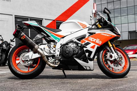 2020 Aprilia RSV4 RR Misano Limited Edition in Houston, Texas - Photo 3
