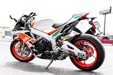 2020 Aprilia RSV4 RR Misano Limited Edition in Houston, Texas - Photo 9