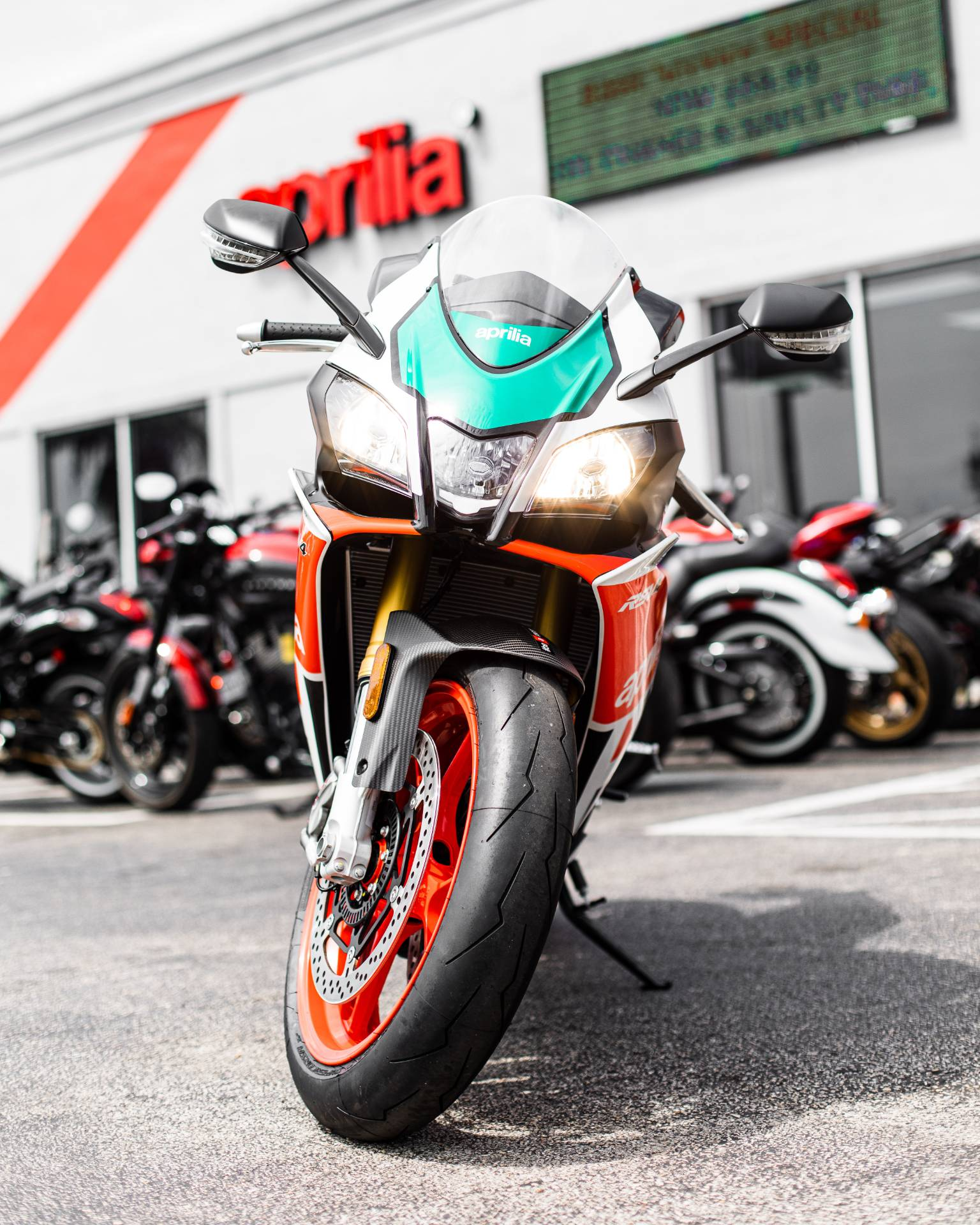 2020 Aprilia RSV4 RR Misano Limited Edition in Houston, Texas - Photo 13