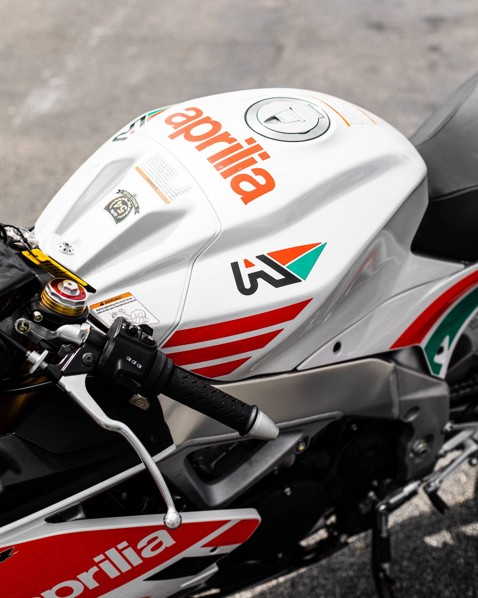 2020 Aprilia RSV4 RR Misano Limited Edition in Houston, Texas - Photo 14