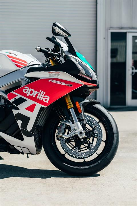 2020 Aprilia RSV4 RR Misano Limited Edition in Houston, Texas - Photo 2
