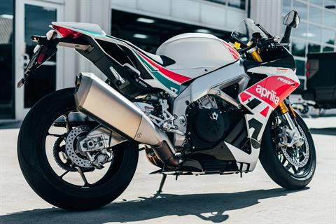 2020 Aprilia RSV4 RR Misano Limited Edition in Houston, Texas - Photo 4