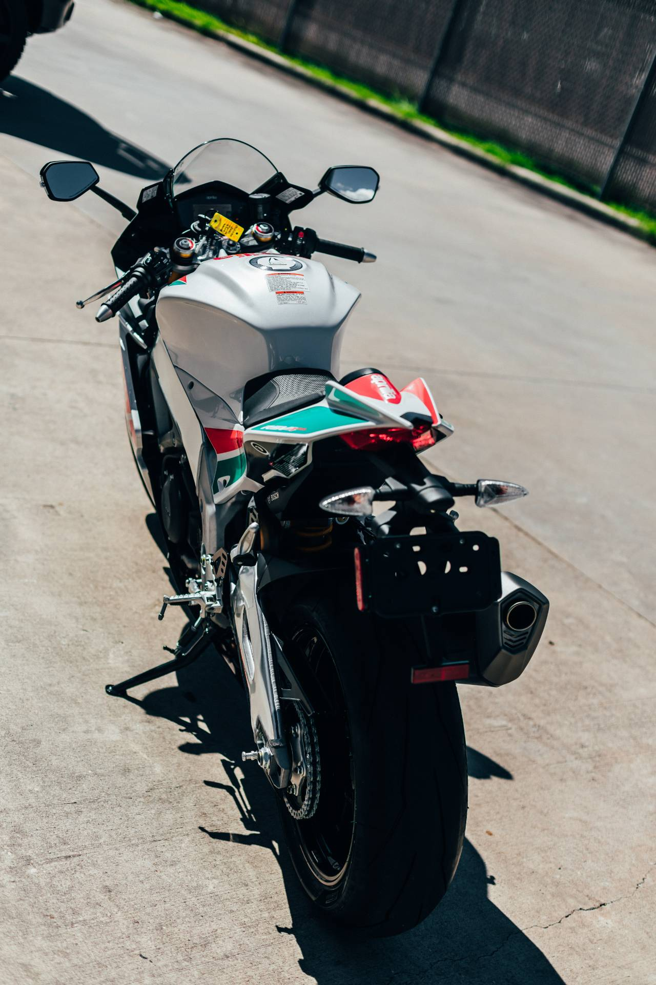 2020 Aprilia RSV4 RR Misano Limited Edition in Houston, Texas - Photo 6