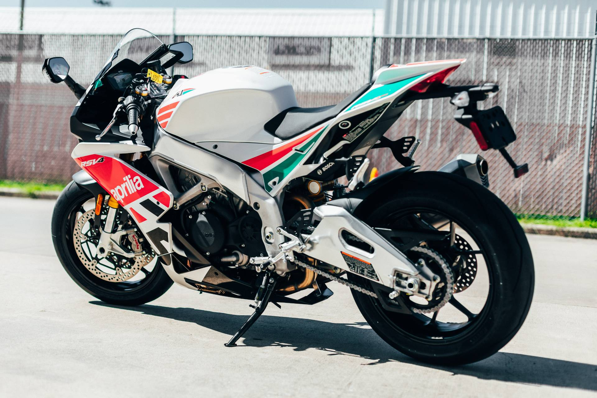 2020 Aprilia RSV4 RR Misano Limited Edition in Houston, Texas - Photo 8