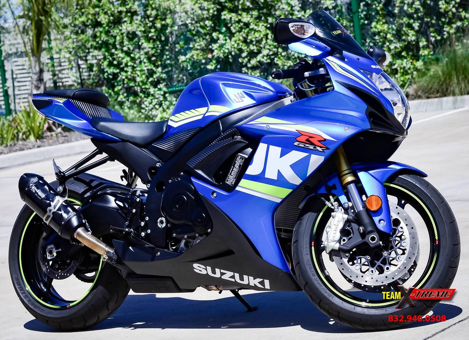 2017 Suzuki GSX-R750 for sale 108666