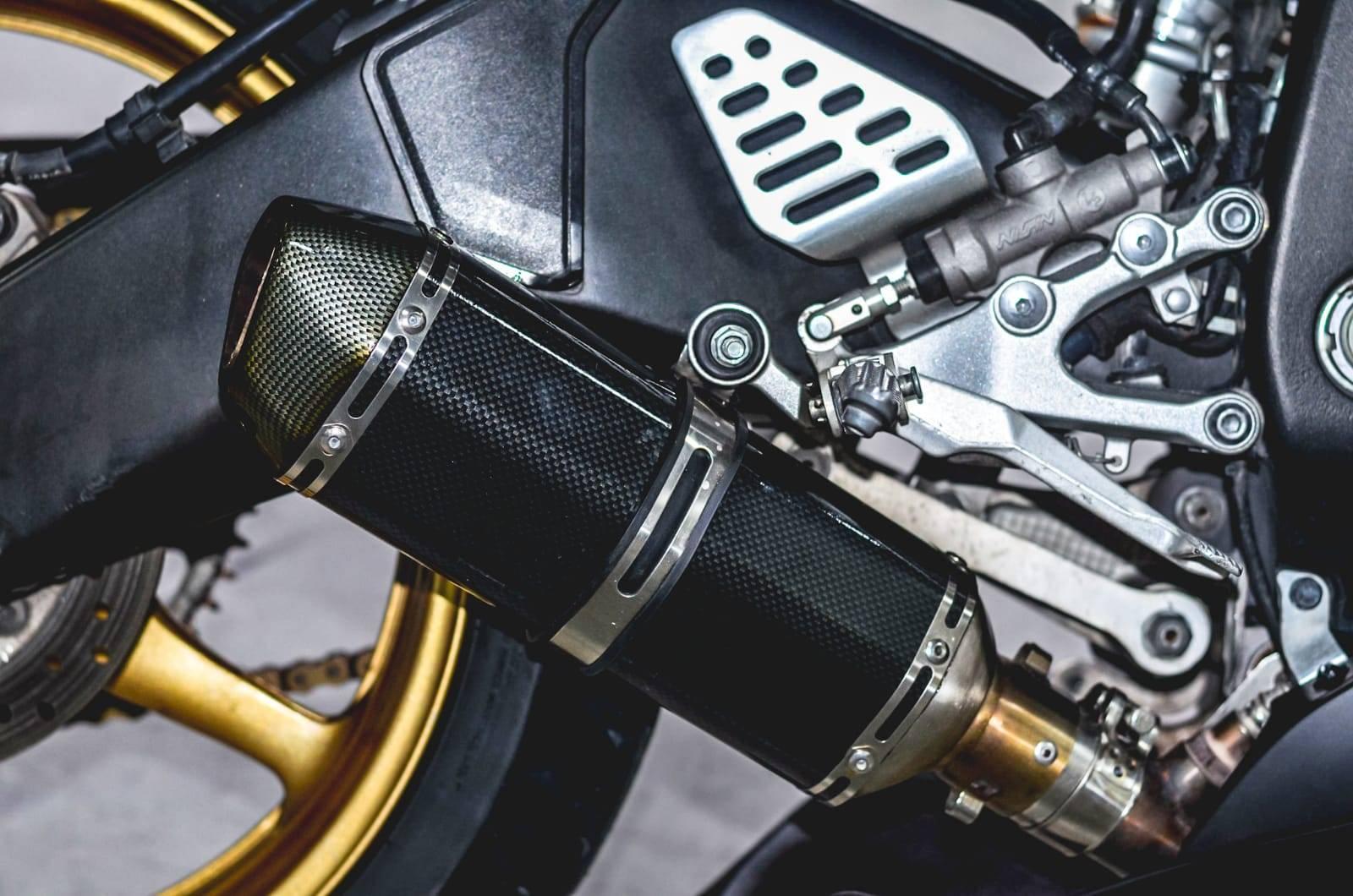 2009 Yamaha YZF-R6 7