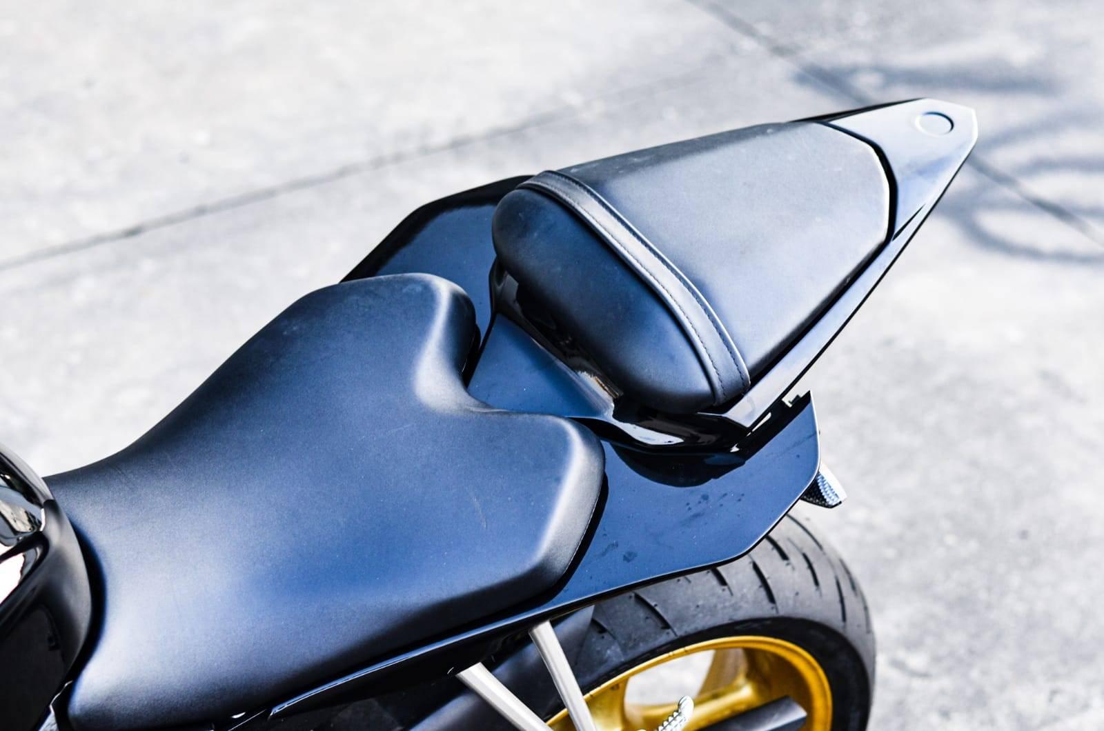 2009 Yamaha YZF-R6 10