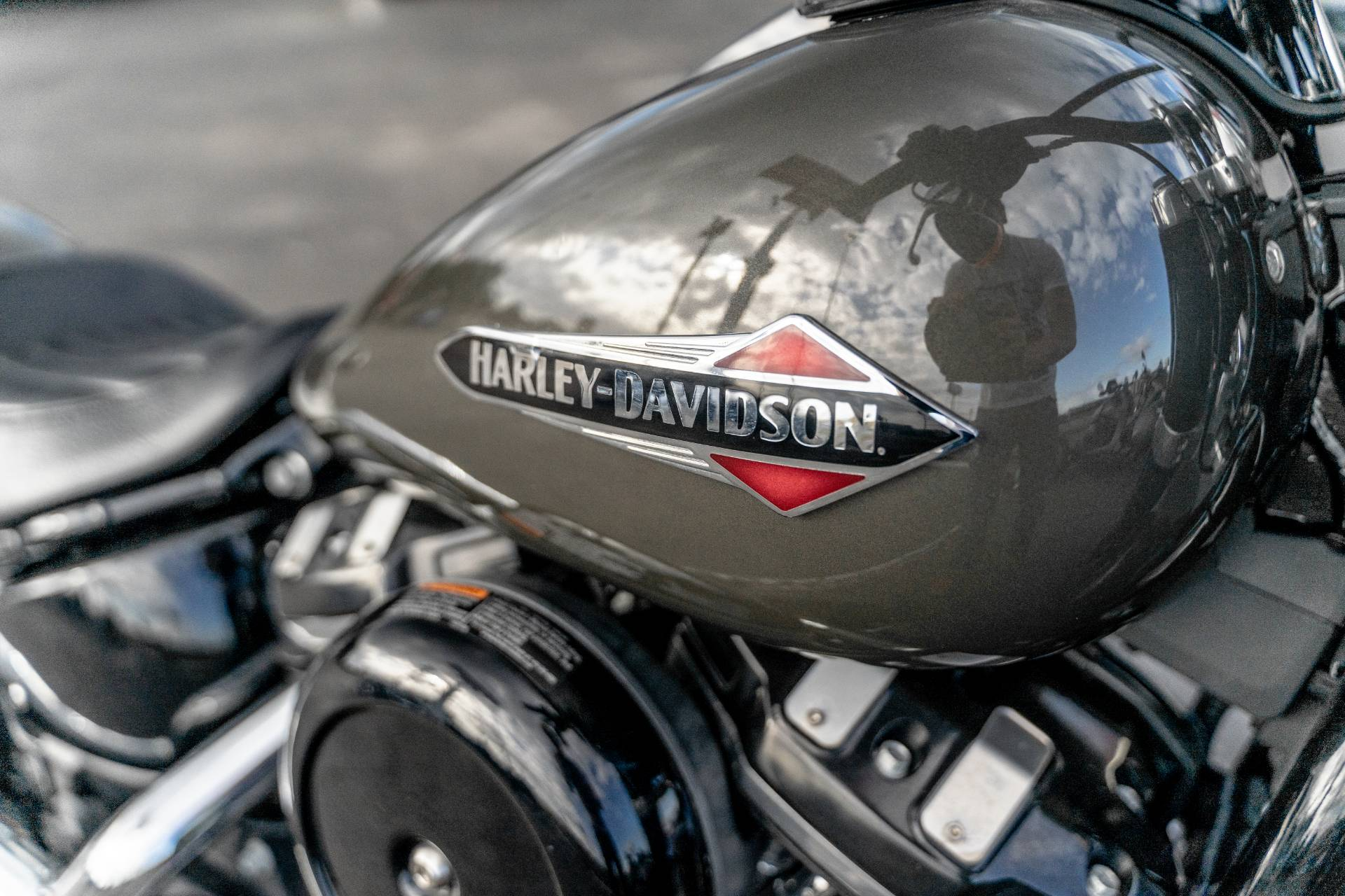 2019 Harley-Davidson Softail Slim® in Houston, Texas - Photo 6