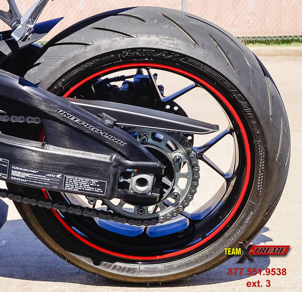 2018 Honda CBR1000RR in Houston, Texas - Photo 8