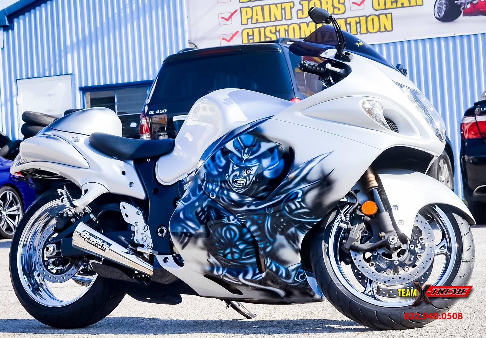 2008 Suzuki GSX1300RK8 HAYABUSA for sale 159075