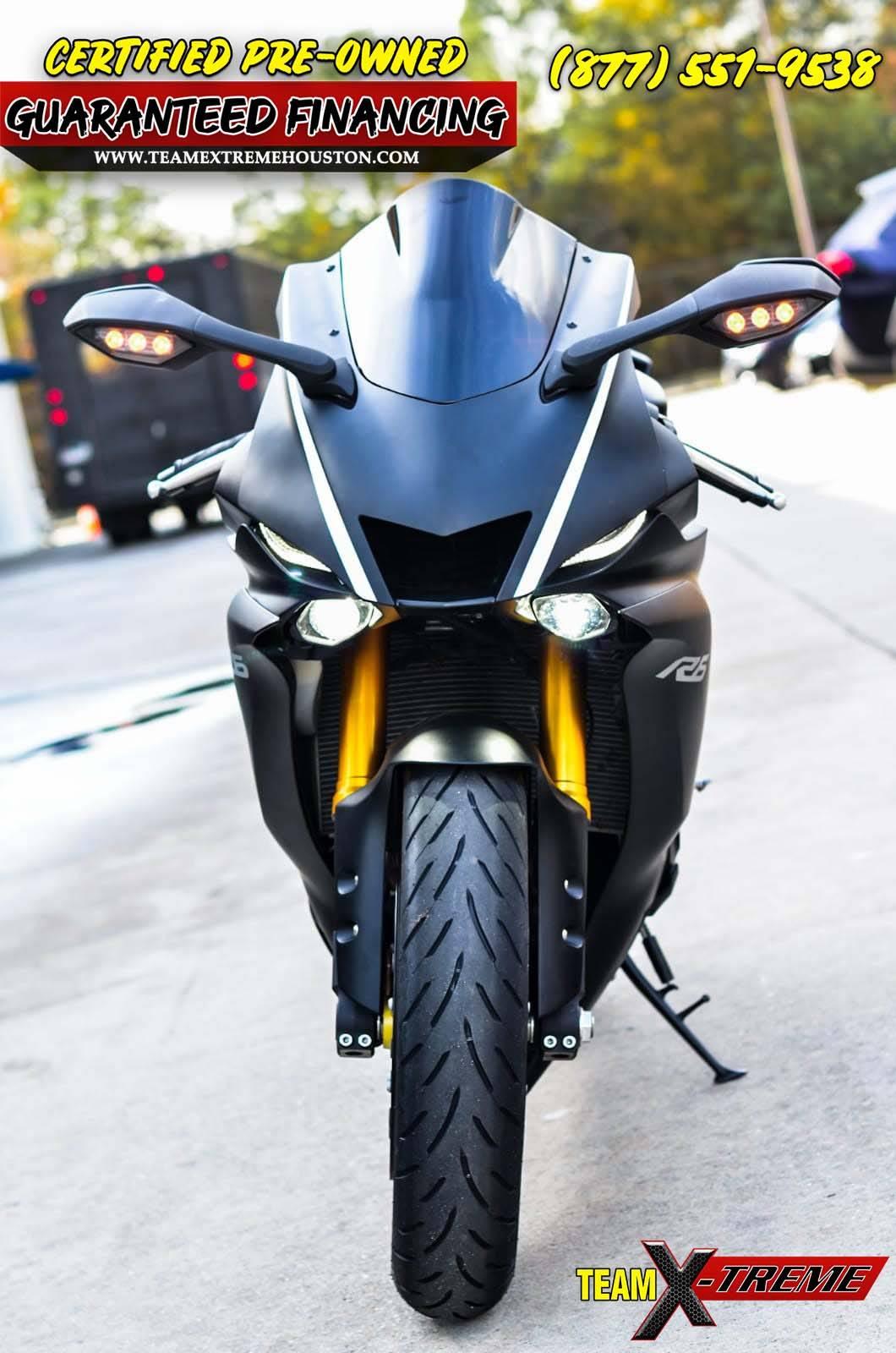 2018 Yamaha YZF-R6 2
