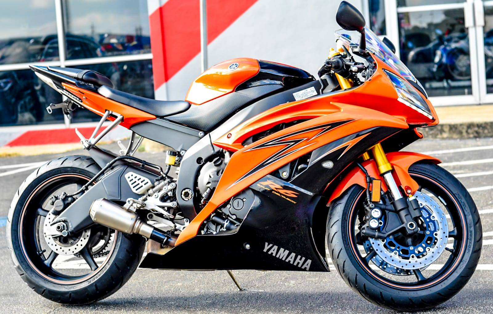 2009 Yamaha YZF-R6 for sale 231964
