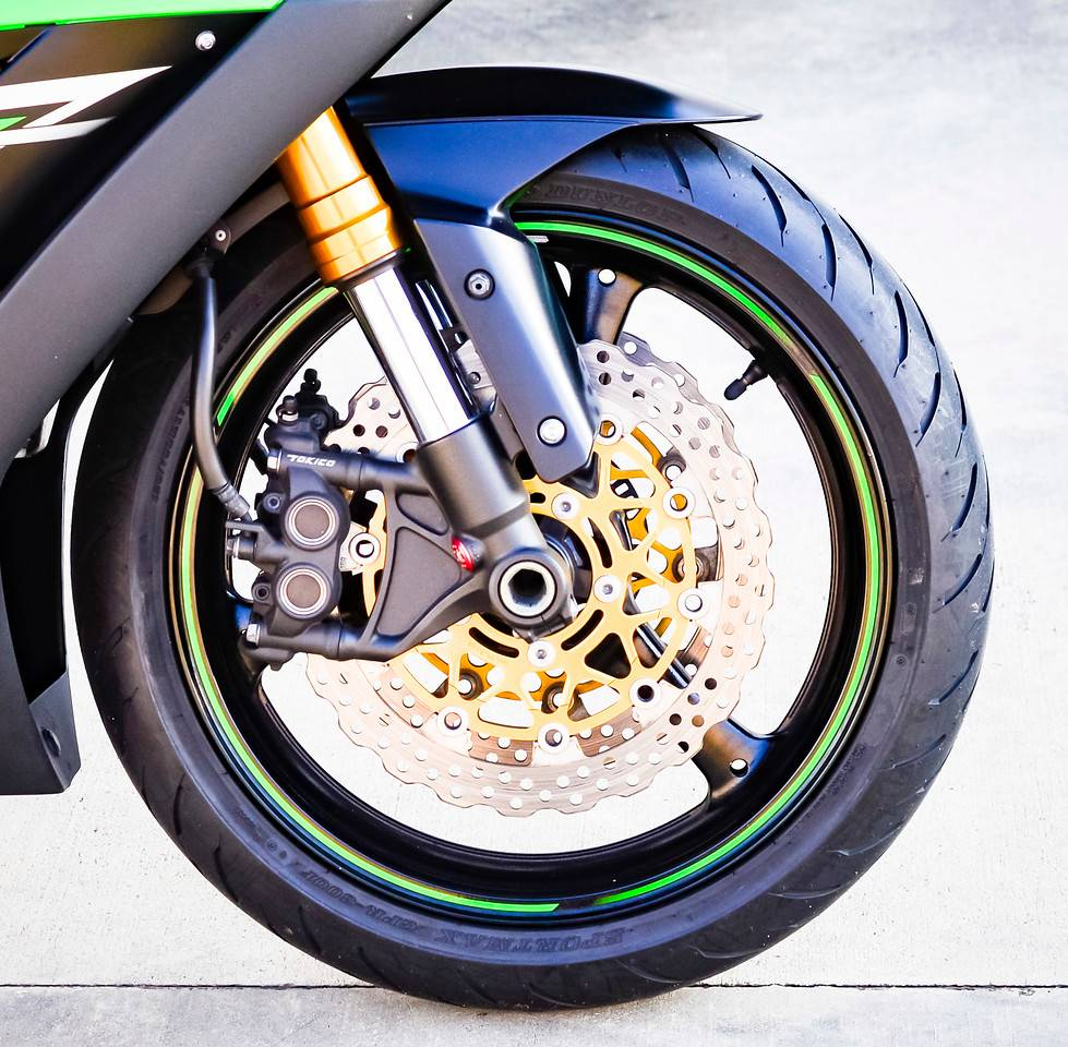 2014 Kawasaki Ninja® ZX™-10R ABS in Houston, Texas