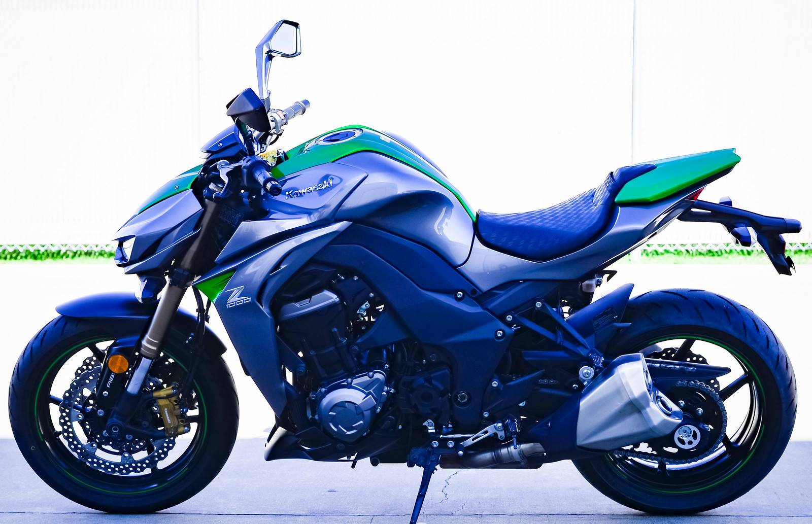 2014 Kawasaki Z1000 ABS in Houston, Texas