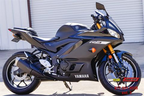 2019 Yamaha YZF-R3 in Houston, Texas