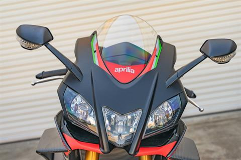2020 Aprilia RSV4 1100 Factory in Houston, Texas - Photo 3