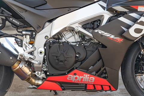 2020 Aprilia RSV4 1100 Factory in Houston, Texas - Photo 8