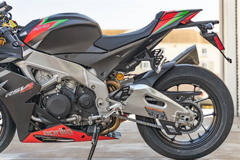 2020 Aprilia RSV4 1100 Factory in Houston, Texas - Photo 10