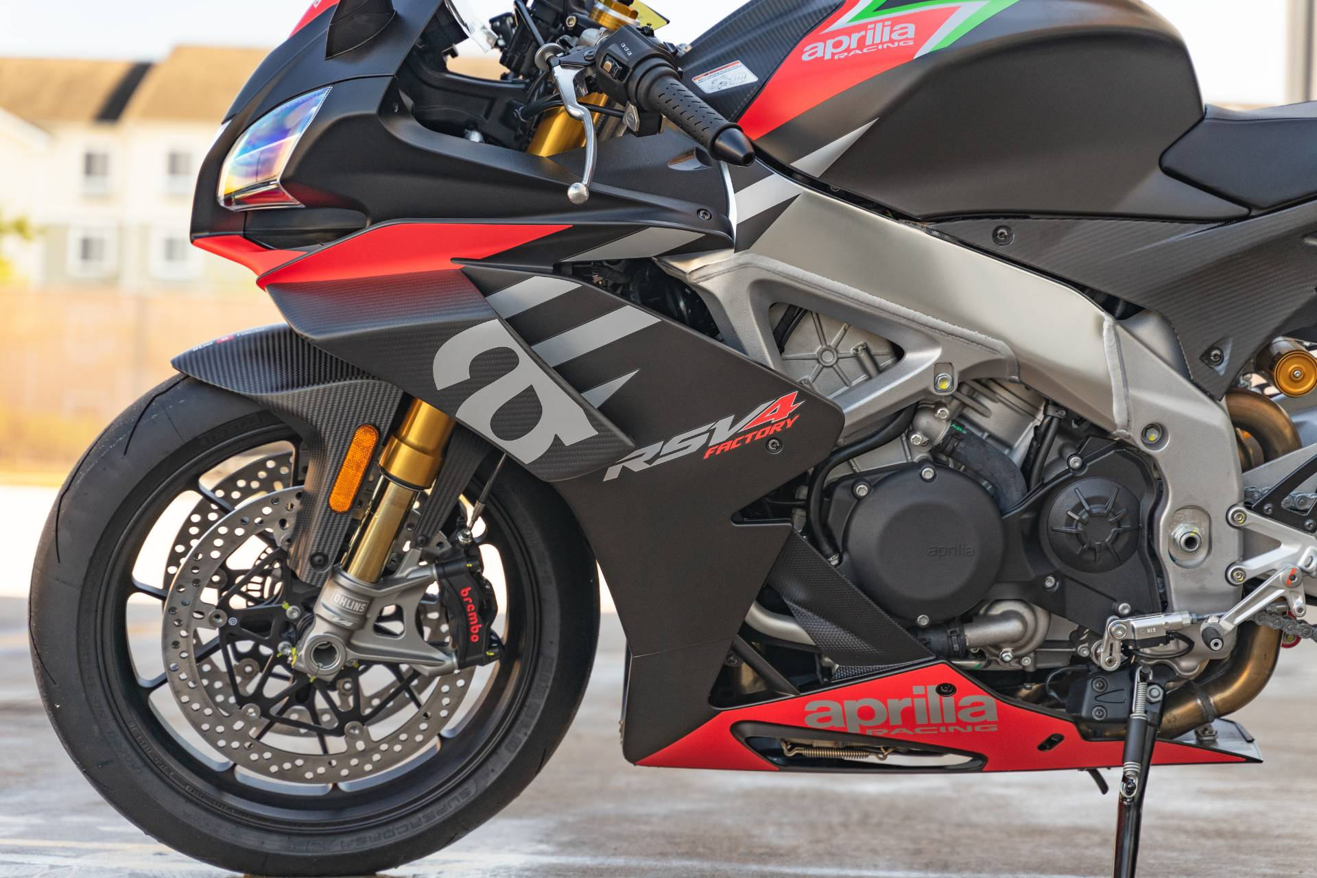 2020 Aprilia RSV4 1100 Factory in Houston, Texas - Photo 11