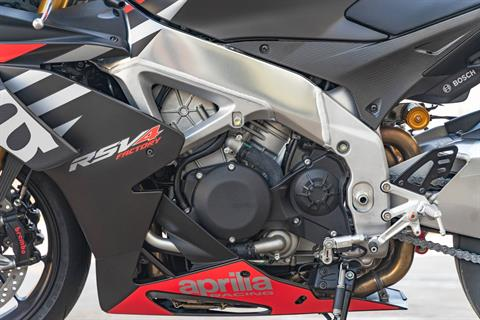 2020 Aprilia RSV4 1100 Factory in Houston, Texas - Photo 13