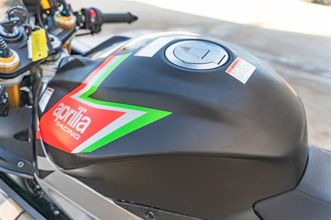 2020 Aprilia RSV4 1100 Factory in Houston, Texas - Photo 16