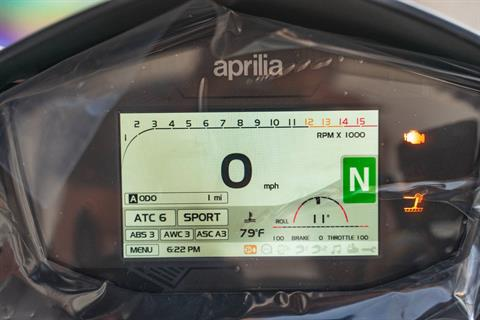 2020 Aprilia RSV4 1100 Factory in Houston, Texas - Photo 27