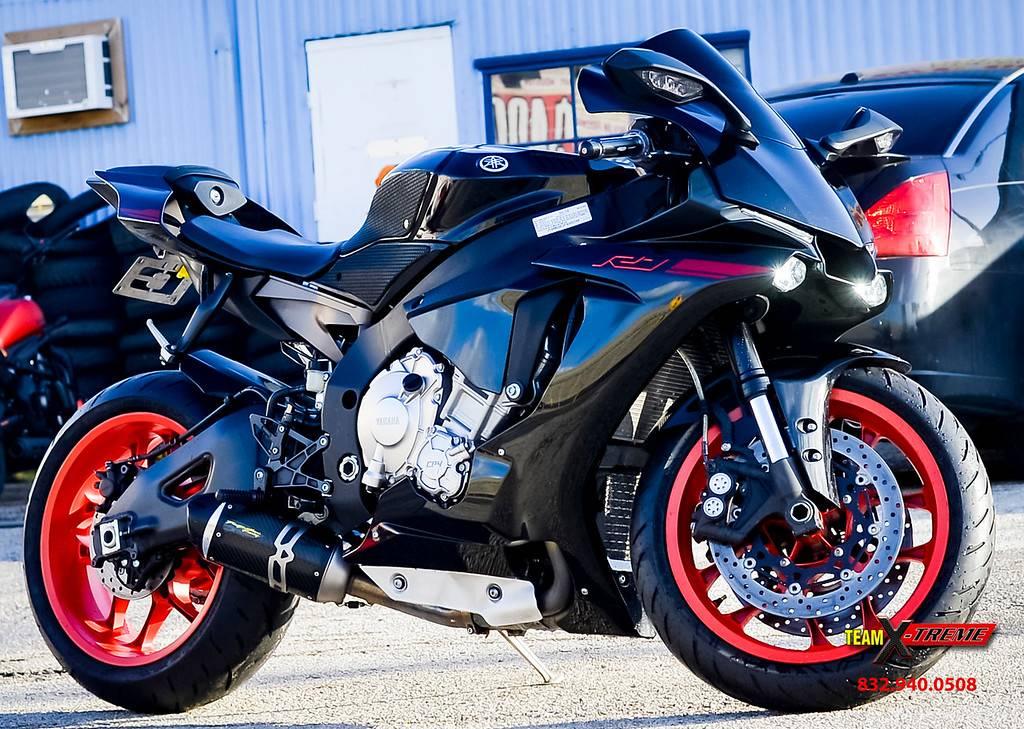 2015 Yamaha YZF-R1 for sale 124808
