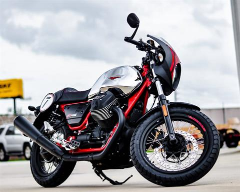 2020 Moto Guzzi V7 III Racer 10th Anniversary in Houston, Texas - Photo 1